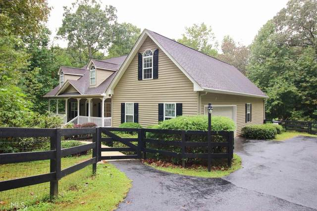 183 White Oak Ln, Dahlonega, GA 30533 (MLS #8864440) :: Athens Georgia Homes