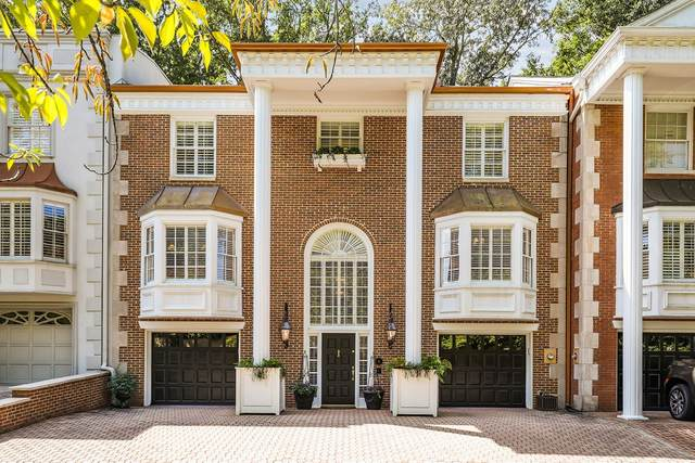 6 Paris Park Pl, Sandy Springs, GA 30350 (MLS #8864477) :: Athens Georgia Homes