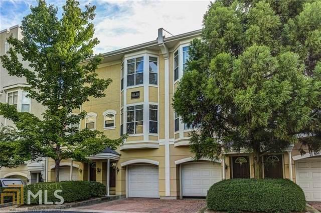 375 Highland Ave #404, Atlanta, GA 30312 (MLS #8864502) :: Athens Georgia Homes
