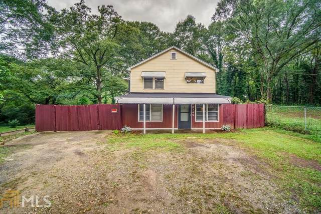 2245 Whites Mill Rd, Decatur, GA 30032 (MLS #8864534) :: Regent Realty Company