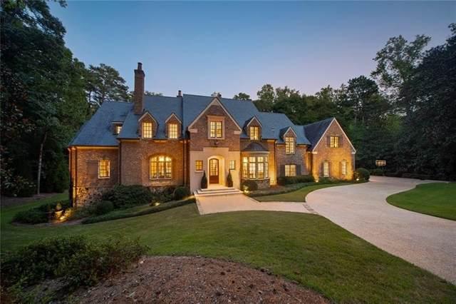 4041 Beechwood Dr, Atlanta, GA 30327 (MLS #8864568) :: Keller Williams Realty Atlanta Partners