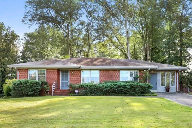 1137 Dan Johnson Rd, Atlanta, GA 30307 (MLS #8864610) :: Scott Fine Homes at Keller Williams First Atlanta