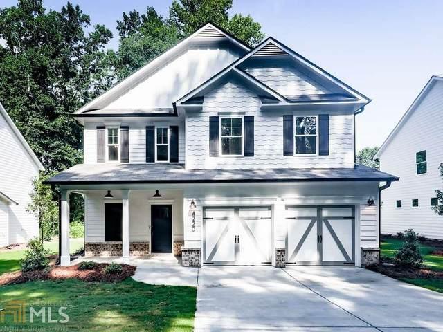 4210 Old Cherokee St, Acworth, GA 30101 (MLS #8864652) :: Rich Spaulding
