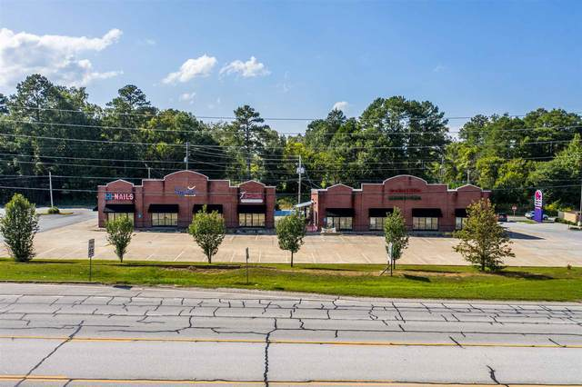 2807 Martha Berry Blvd, Rome, GA 30165 (MLS #8864676) :: Military Realty