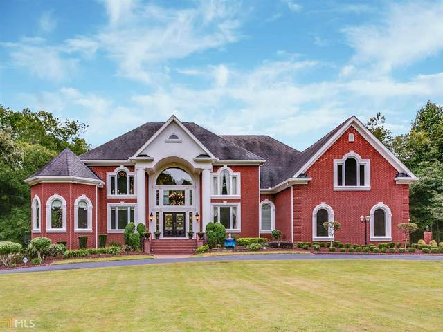 345 Farmer Dr, Hampton, GA 30228 (MLS #8864708) :: Scott Fine Homes at Keller Williams First Atlanta