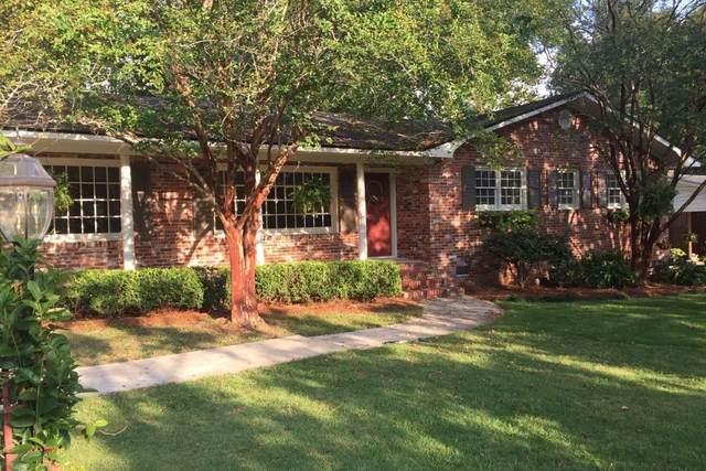2709 Berkley Dr, Valdosta, GA 31602 (MLS #8864725) :: Scott Fine Homes at Keller Williams First Atlanta