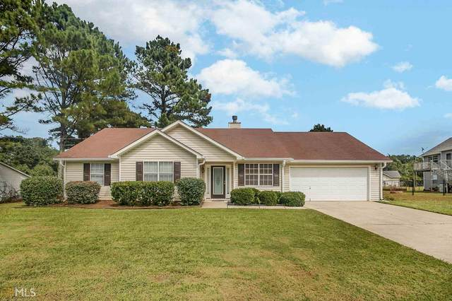 64 Eva Drive, Hampton, GA 30228 (MLS #8864750) :: Tommy Allen Real Estate