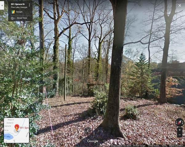 591 Spruce Dr, Pine Lake, GA 30072 (MLS #8864833) :: Keller Williams