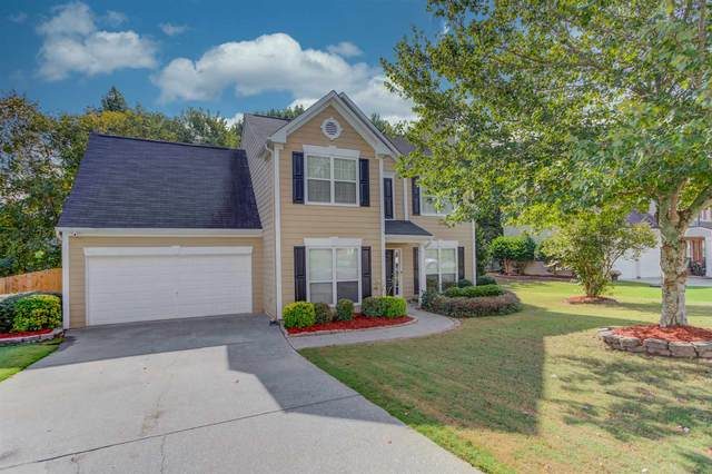 3831 Plantation Mill Dr, Buford, GA 30519 (MLS #8865088) :: Regent Realty Company