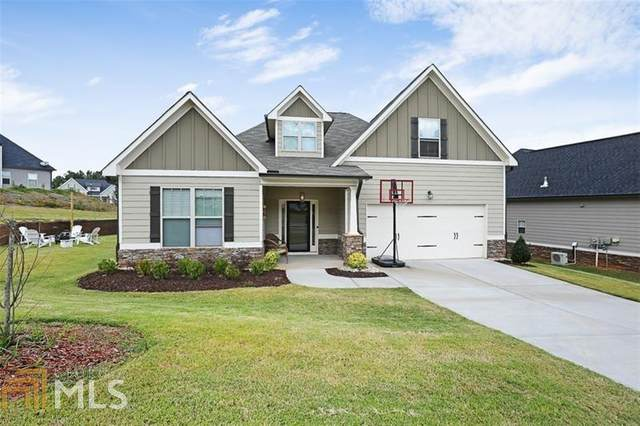 235 Gunier Cir, Dawsonville, GA 30534 (MLS #8865105) :: Crown Realty Group