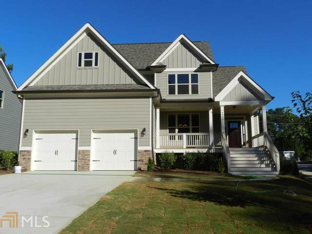 65 Roberson Dr, Cartersville, GA 30121 (MLS #8865122) :: Crown Realty Group