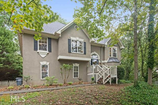 4580 Sagebrush Drive Nw, Kennesaw, GA 30152 (MLS #8865214) :: The Realty Queen & Team
