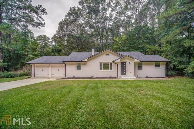 3793 Stonewall Tell Road, Atlanta, GA 30349 (MLS #8865341) :: Rich Spaulding