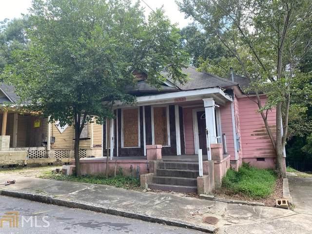 452 Andrew J Hairston Pl, Atlanta, GA 30318 (MLS #8865424) :: Crown Realty Group