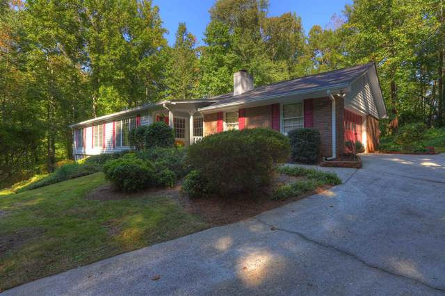 5156 Parkside Dr, Conyers, GA 30094 (MLS #8865649) :: Crown Realty Group