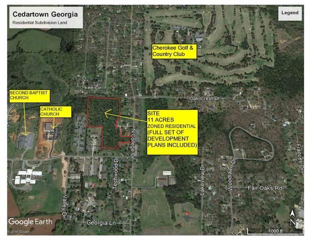 617 N College Dr, Cedartown, GA 30125 (MLS #8865671) :: AF Realty Group