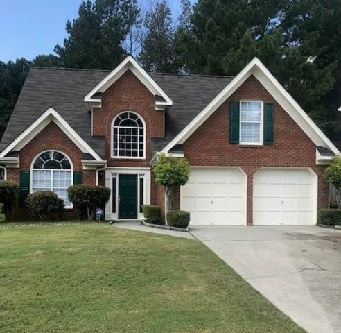 6445 Glenbrook Dr, Tucker, GA 30084 (MLS #8865711) :: Military Realty