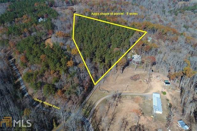 0 Sheep Wallow Rd, Dahlonega, GA 30533 (MLS #8865858) :: AF Realty Group