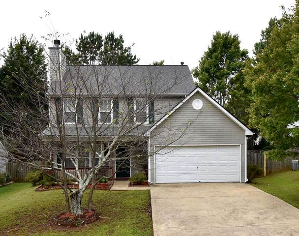 2319 NW Wavetree Ln, Acworth, GA 30101 (MLS #8866020) :: Crown Realty Group