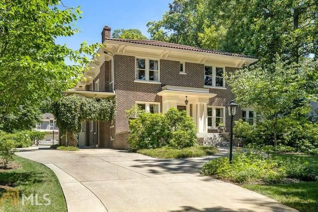 979 Springdale Rd, Atlanta, GA 30306 (MLS #8866042) :: Amy & Company | Southside Realtors