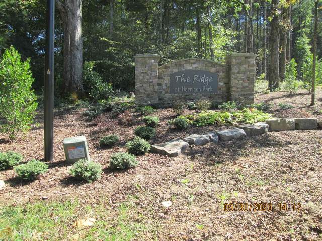 0 The Rid Parkview Dr South Lot 16, Ellijay, GA 30540 (MLS #8866343) :: AF Realty Group