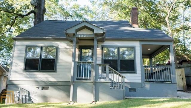 1327 Mcclelland Ave, East Point, GA 30344 (MLS #8866655) :: Crown Realty Group