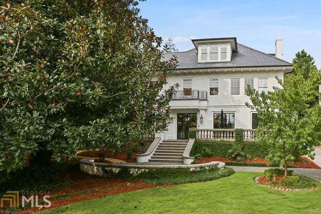 76 Inman Cir, Atlanta, GA 30309 (MLS #8866805) :: Athens Georgia Homes