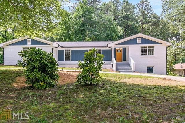 682 Sherwood Dr, Lawrenceville, GA 30046 (MLS #8866872) :: Keller Williams Realty Atlanta Classic