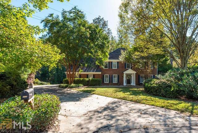 717 Princeton Mill Run, Marietta, GA 30068 (MLS #8867002) :: Regent Realty Company