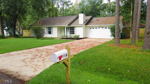 116 Crestwood Ct, Kingsland, GA 31548 (MLS #8867048) :: Bonds Realty Group Keller Williams Realty - Atlanta Partners
