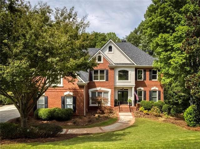 1095 Creek Ridge Pt, Alpharetta, GA 30005 (MLS #8867093) :: Keller Williams Realty Atlanta Partners