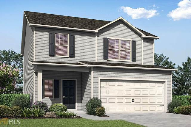 3190 Ridge Hill Pkwy #206, Douglasville, GA 30135 (MLS #8867341) :: Crown Realty Group