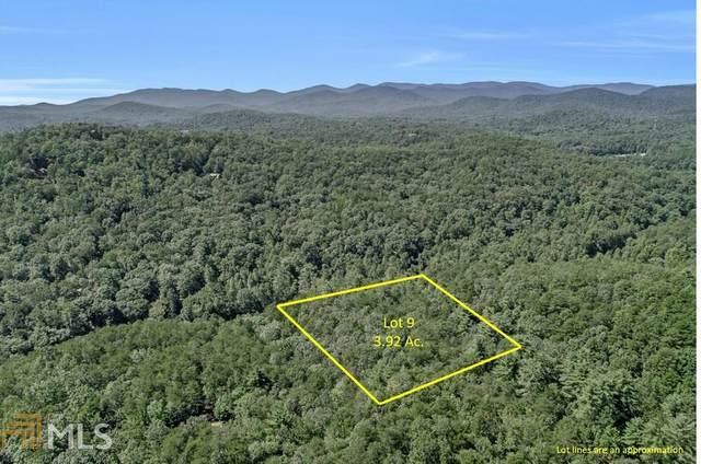 0 Whispering Tree Lot 9, Sautee Nacoochee, GA 30571 (MLS #8867395) :: Athens Georgia Homes