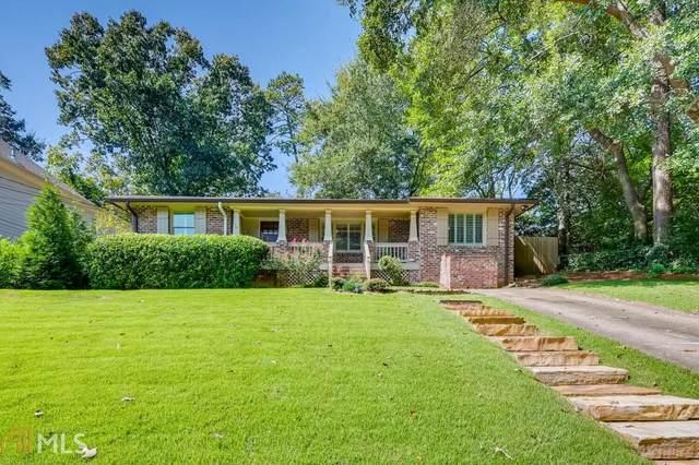 1780 Wayland Cir, Brookhaven, GA 30319 (MLS #8867428) :: Keller Williams Realty Atlanta Partners