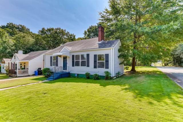 1620 Temple Ave, College Park, GA 30337 (MLS #8867644) :: Crown Realty Group