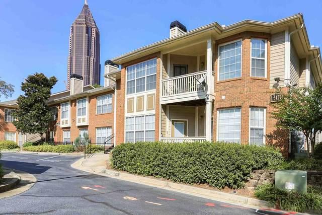 200 Renaissance Pkwy #312, Atlanta, GA 30308 (MLS #8867650) :: AF Realty Group