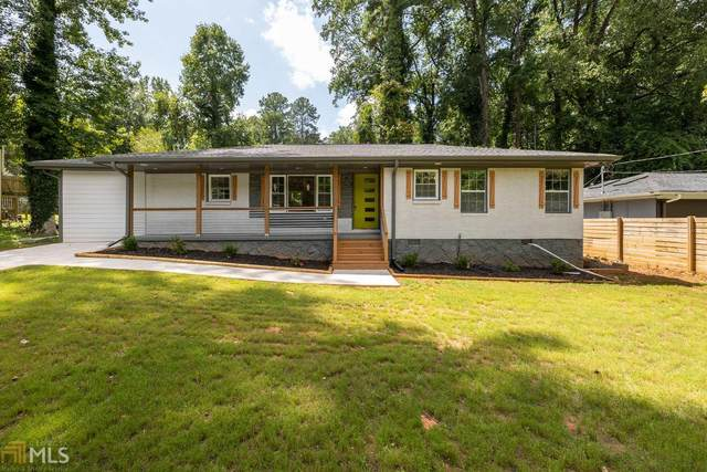 3547 Misty Valley Rd, Decatur, GA 30032 (MLS #8867668) :: Maximum One Greater Atlanta Realtors