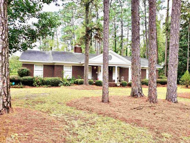 218 Aldred Hills Rd, Statesboro, GA 30458 (MLS #8867806) :: Crown Realty Group