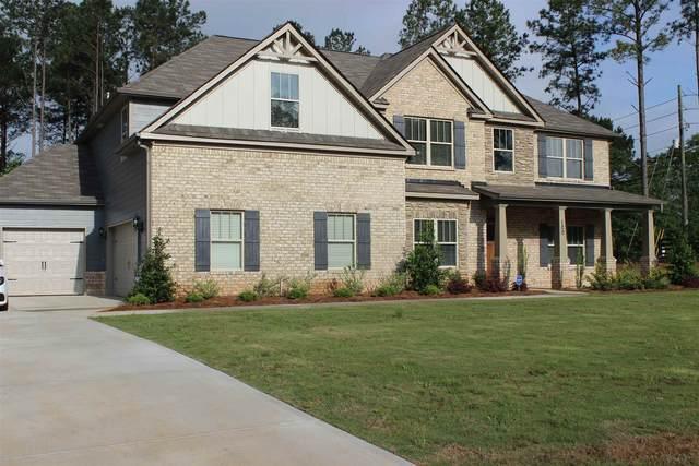 401 Guildhouse Drive Lot 42 #42, Mcdonough, GA 30252 (MLS #8867905) :: Military Realty
