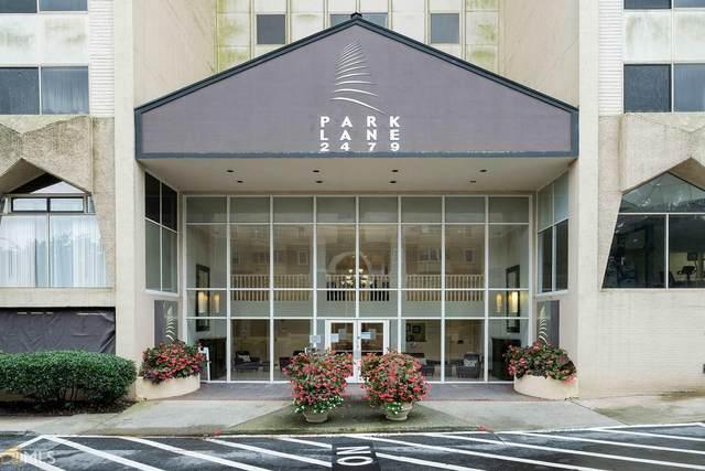 2479 Peachtree Rd #1105, Atlanta, GA 30305 (MLS #8868011) :: Regent Realty Company