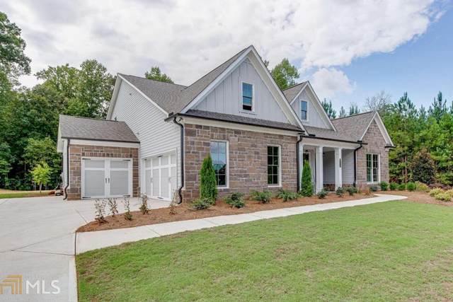 6580 Serene Way #36, Dawsonville, GA 30534 (MLS #8868239) :: Keller Williams Realty Atlanta Partners