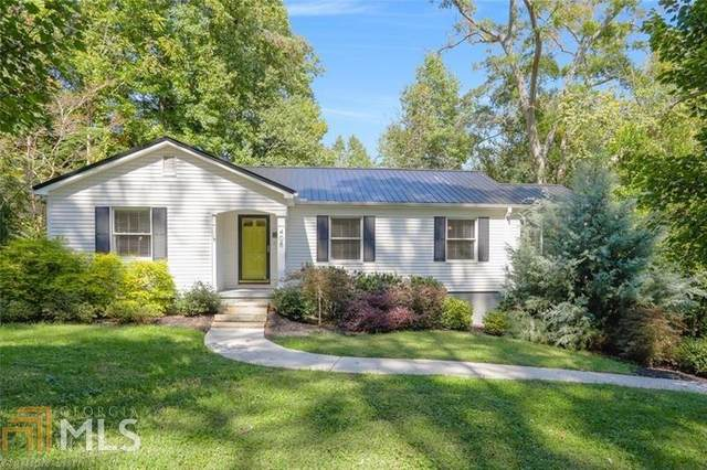 408 Maple Ave, Marietta, GA 30064 (MLS #8868295) :: Keller Williams Realty Atlanta Classic