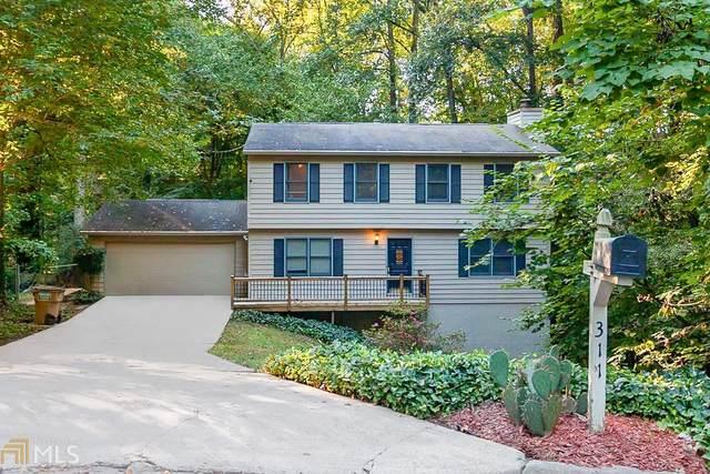 311 Nalley, Stone Mountain, GA 30087 (MLS #8868563) :: Keller Williams Realty Atlanta Partners