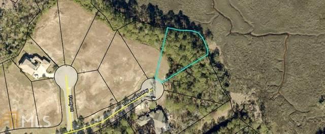 207 Tidal Marsh Way #393, St. Marys, GA 31558 (MLS #8868636) :: Crown Realty Group