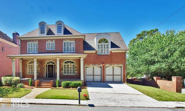 2262 Matthews St St, Brookhaven, GA 30319 (MLS #8868761) :: Keller Williams Realty Atlanta Partners