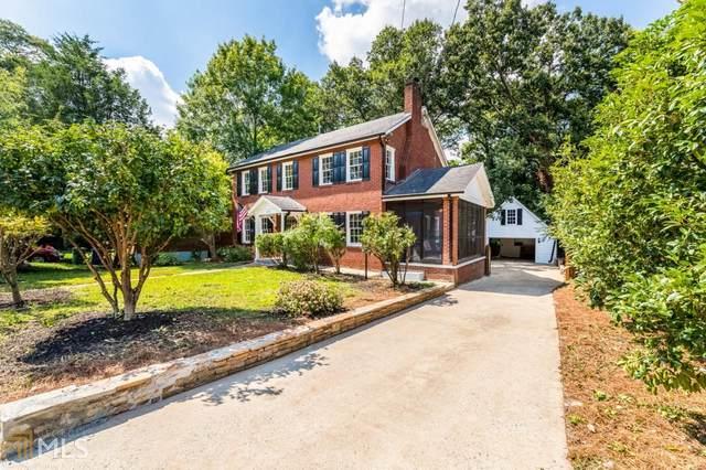 1240 Mcpherson Ave, Atlanta, GA 30316 (MLS #8869012) :: Keller Williams Realty Atlanta Partners