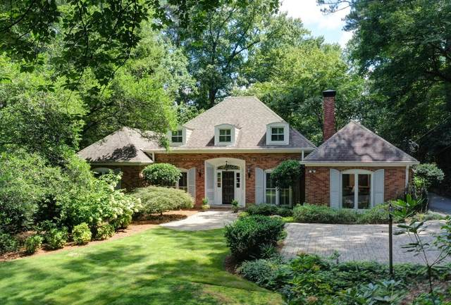 4075 Northside Dr, Atlanta, GA 30342 (MLS #8869224) :: Keller Williams Realty Atlanta Classic
