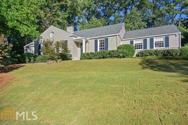 1870 Colland Dr, Atlanta, GA 30318 (MLS #8869302) :: Crown Realty Group