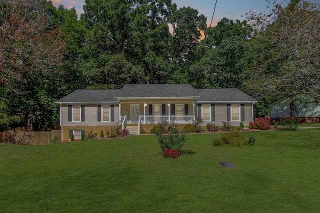 2310 Village Dr, Covington, GA 30016 (MLS #8869378) :: Crown Realty Group