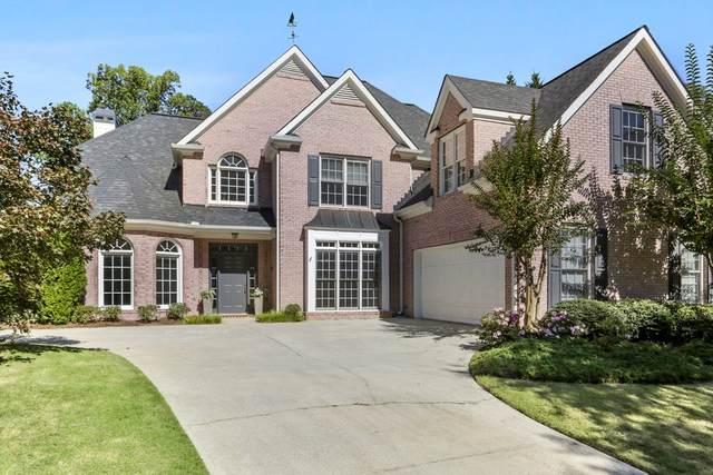 1750 Shady Hill Rd, Marietta, GA 30068 (MLS #8869517) :: Keller Williams Realty Atlanta Partners